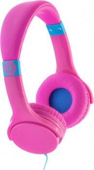 Moki-Lil-Kids-Headphones-in-Pink on sale