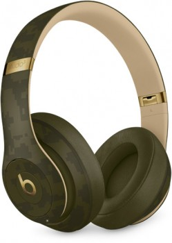 Beats-by-Dr.-Dre-Studio-3-Wireless-Over-Ear-Headphones-Camo-Collection-in-Forest-Green on sale