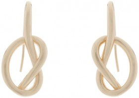Trent-Nathan-Knot-Hook-Earrings on sale