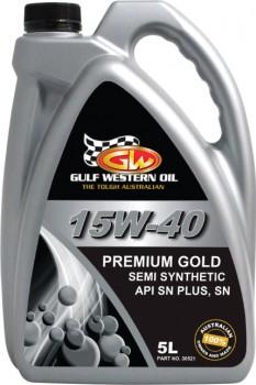 Gulf-Western-Premium-Gold-Engine-Oil on sale