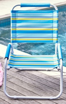 Vue-Boca-Stripe-Beach-Chair on sale