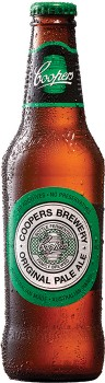 Coopers-Pale-Ale-Stubbies-375mL-24-Pack on sale