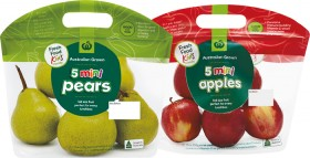 Woolworths-Australian-Kids-Mini-Fruit-Pk-5 on sale