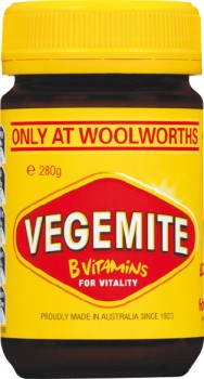 Vegemite-280g on sale