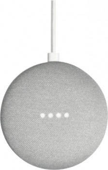 Google-Nest-Mini-Chalk on sale