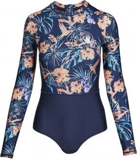 Body-Glove-Womens-Butterfly-Long-Sleeve-Rash-Suit on sale