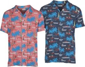 Cape-Mens-Aloha-Hawian-II-Shirt on sale