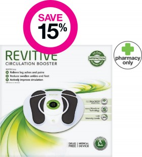 Save-15-on-Revitive-Circulation-Booster on sale