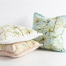 Peinte-Palms-Cushion-by-M.U.S.E on sale