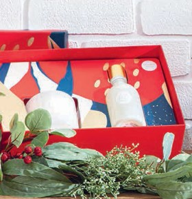 Christmas-Candle-Diffuser-Gift-Set-by-Circa-Home on sale