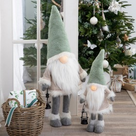Nordic-Gnome-with-LED-Nose-Lantern-by-Habitat on sale
