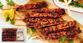 Coles-RSPCA-Approved-Australian-Chicken-Kebabs-Honey-Soy-750g on sale