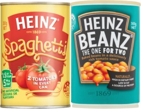 Heinz-Beanz-or-Spaghetti-300g on sale