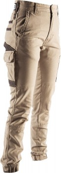 FXD-Womens-WP-4W-Stretch-Cuffed-Work-Pants on sale