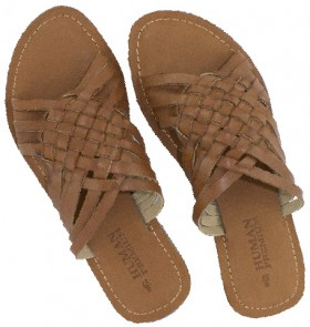 Human-Premium-Fenton-Sandal-Flat on sale