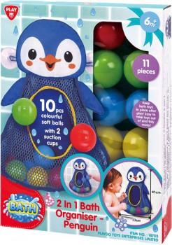 PlayGo-2-in-1-Penguin-Bath-Organiser on sale