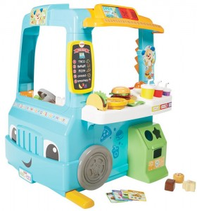 Fisher-Price-Servin-Up-Fun-Food-Truck on sale
