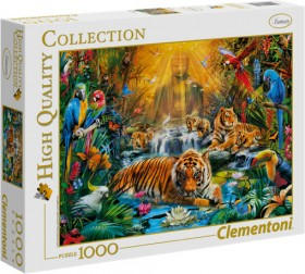 Clementoni-1000pc-Mystic-Tigers-Puzzle on sale