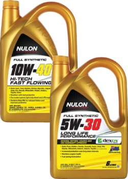 These-Nulon-6L-Full-Synthetic-Engine-Oils on sale