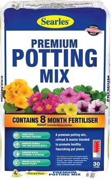 Searles-Premium-Potting-Mix-30L on sale