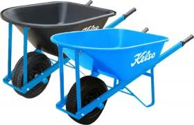 Kelso-Trade-Wheelbarrow-100L on sale