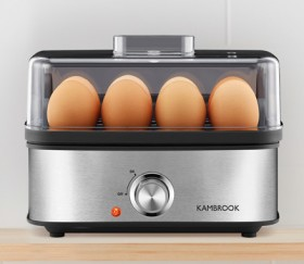 NEW-Kambrook-Culinary-3-Way-Egg-Cooker on sale