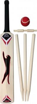 Slazenger-Wooden-Cricket-Set on sale