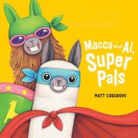 Macca-and-Al-Super-Pals on sale