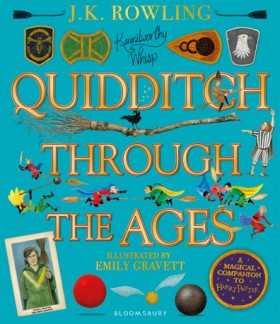 Quidditch-Through-the-Ages on sale