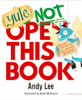 Yule-Not-Open-this-Book on sale