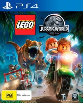 PS4-LEGO-Jurassic-World on sale