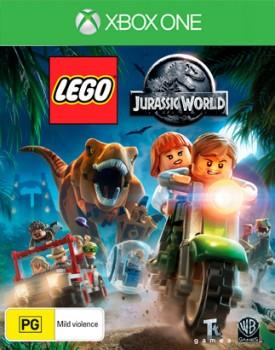 Xbox-One-LEGO-Jurassic-World on sale