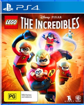 PS4-LEGO-The-Incredibles on sale