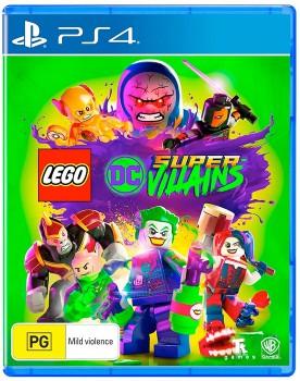 PS4-LEGO-DC-Super-Villains on sale