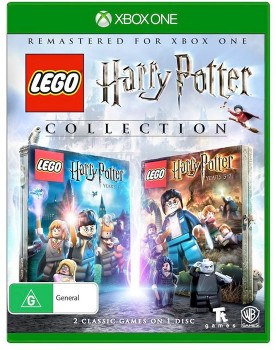 Xbox-One-LEGO-Harry-Potter-Collection on sale