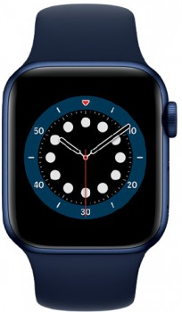 Apple-Watch-Series-6-GPS-40mm-Blue-Aluminium-with-Deep-Navy-Sports-Band on sale