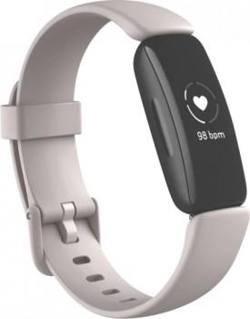 NEW-Fitbit-Inspire-2-Lunar-WhiteBlack on sale