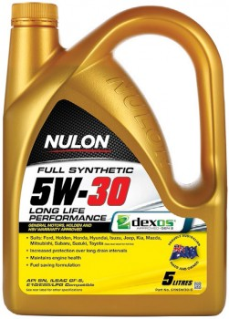 Nulon-Full-Synthetic-5W30-Long-Life-Performance-5LT on sale