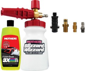 NEW-Mothers-Blizzard-Wizard-Foam-Cannon on sale