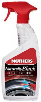 Mothers-Naturally-Black-Tire-Shine-710ML on sale