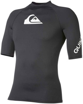 Quiksilver-Boys-All-Time-Short-Sleeve-Rash-Vest on sale
