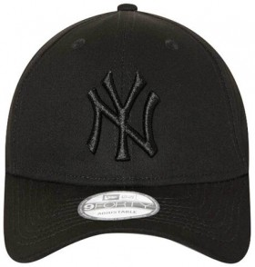 New-York-Yankees-New-Era-9FORTY-Core-Cap-Black on sale
