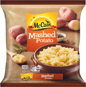 McCain-Frozen-Scalloped-Potatoes-600g-or-Mashed-Potatoes-1kg on sale