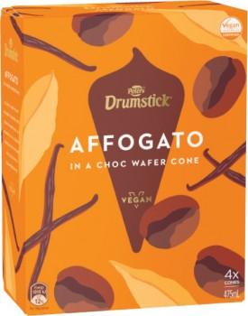 Peters-Drumstick-Vegan-or-Messina-Cones-4-Pack-475mL on sale
