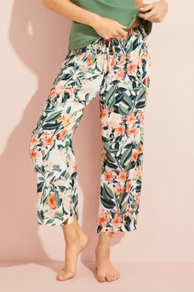 Mia-Lucce-Allover-Printed-34-PJ-Pants on sale