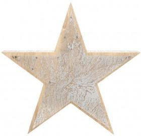Australian-House-Garden-Plywood-and-Mercurised-Mirror-LED-Star-35cm on sale