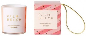 Palm-Beach-Collection-Passion-Flower-Fizz-Hanging-Bauble-Extra-Mini-Candle-50g on sale