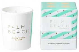 Palm-Beach-Collection-Sparkling-Grapefruit-Mini-Candle-70g on sale
