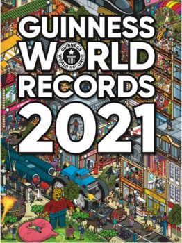 Guinness-World-Records-2021 on sale
