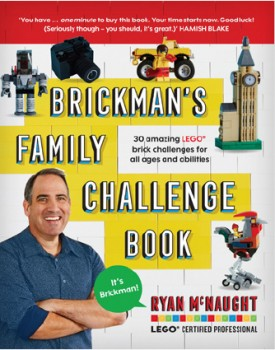 NEW-Brickmans-Family-Challenge-Book on sale